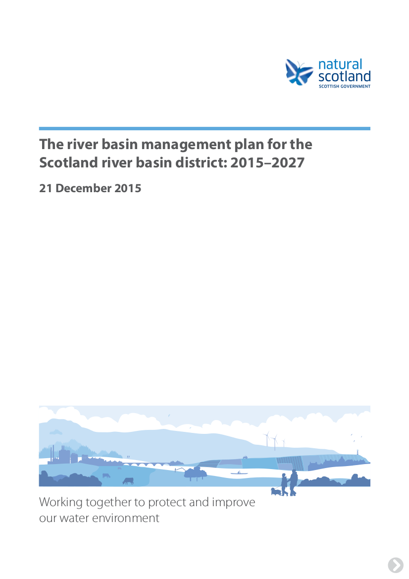 river basin management plan example