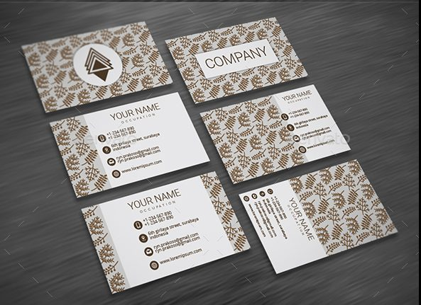set of floral business card example e1527671692488