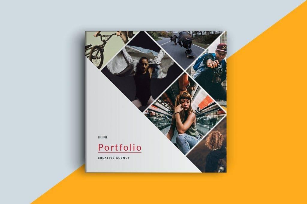 square portfolio workshop brochure example