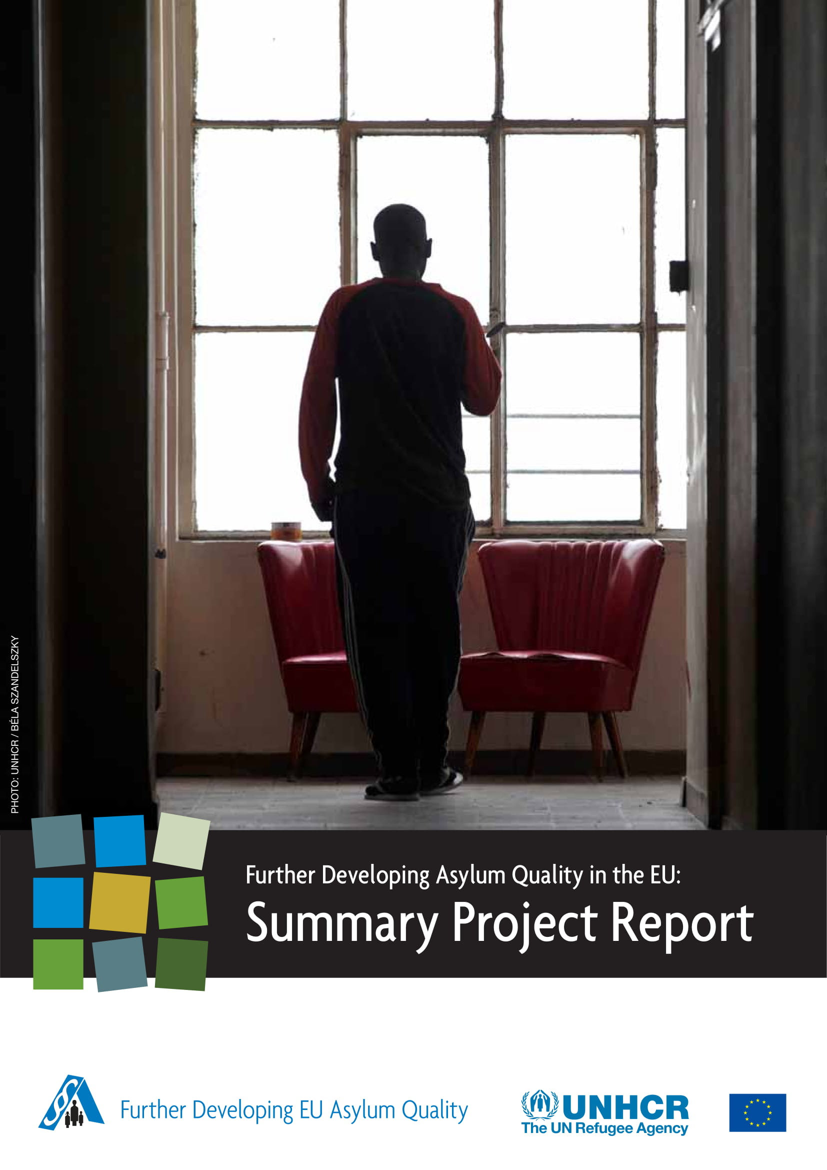 summary project report example
