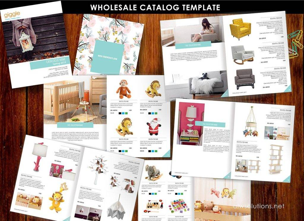 toy product catalog example
