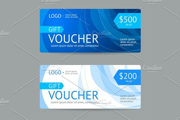vector cash voucher example