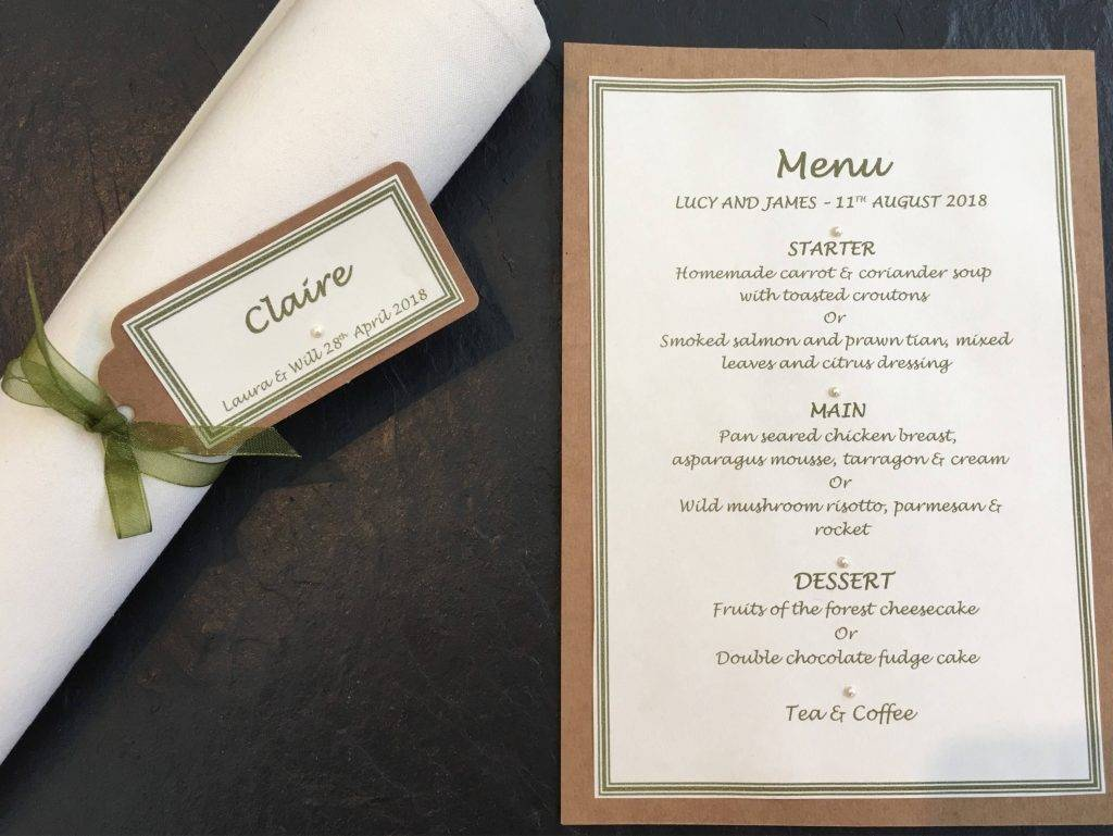20 event menu designs and examples psd