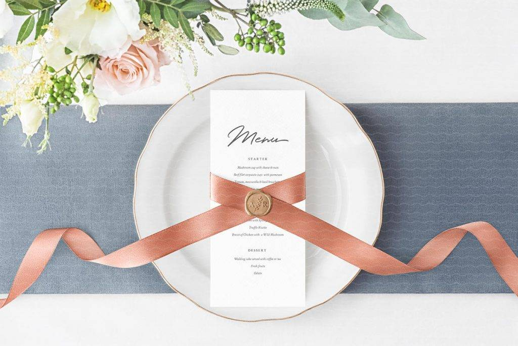 wedding menu card template in psd example 1024x683