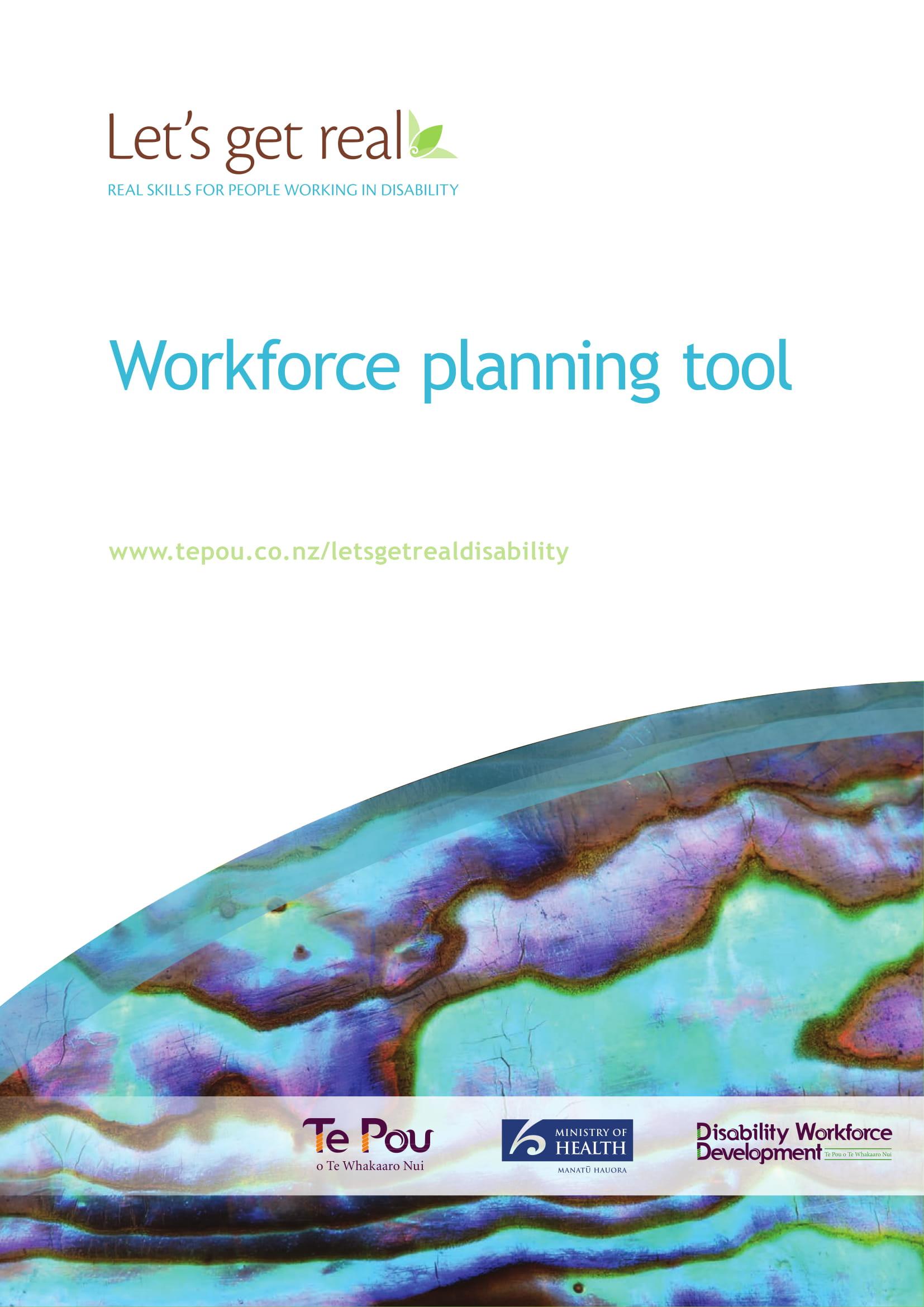 workforce planning tool example