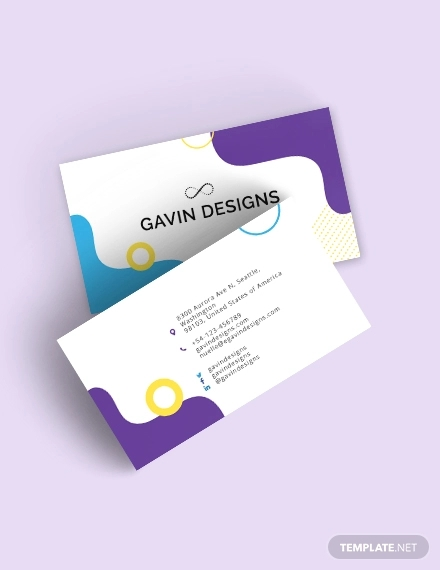 creative business card for designers1