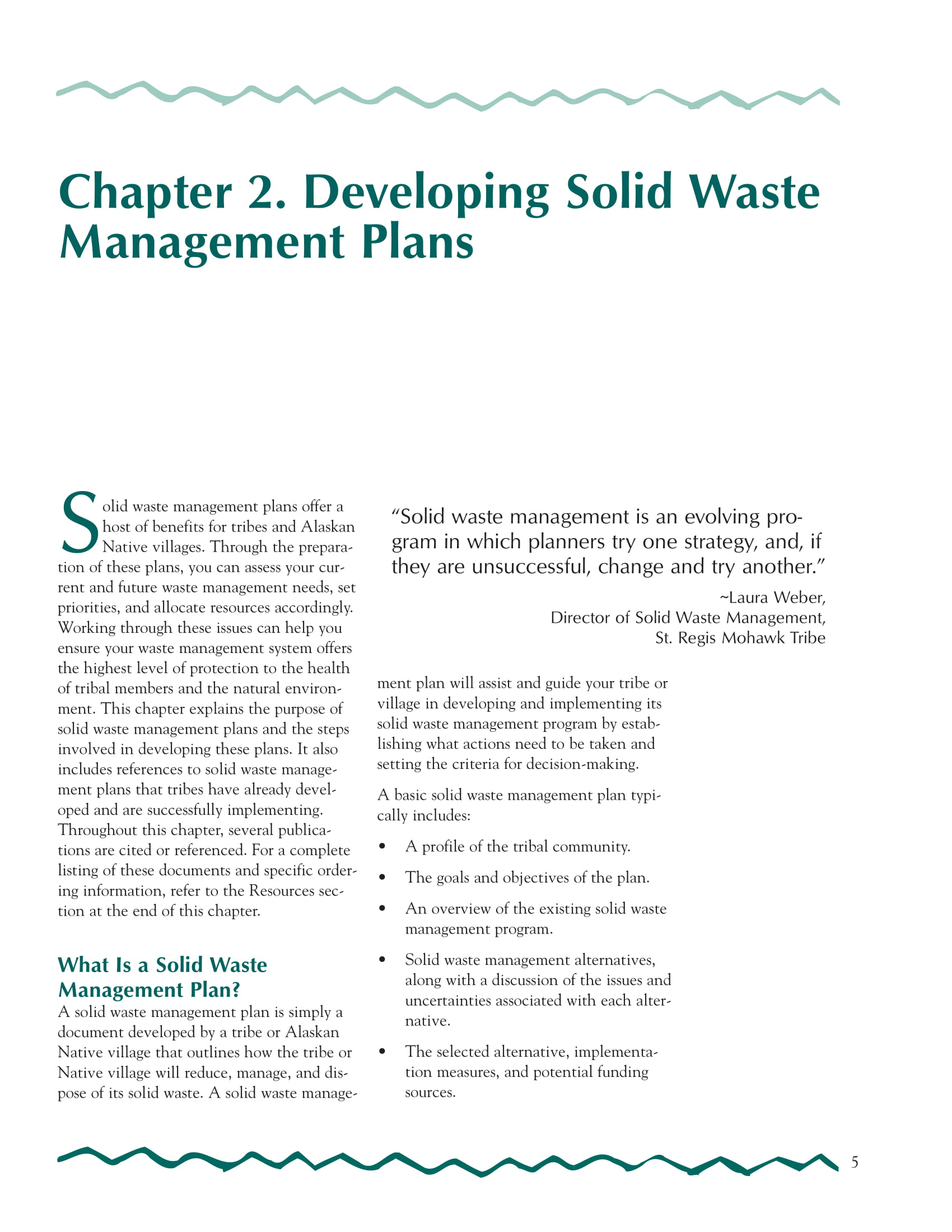waste management plans template.html