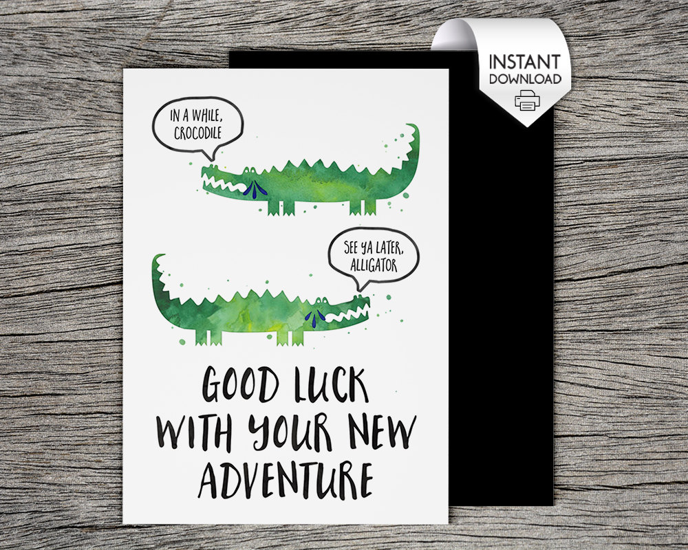 14 farewell card designs and examples