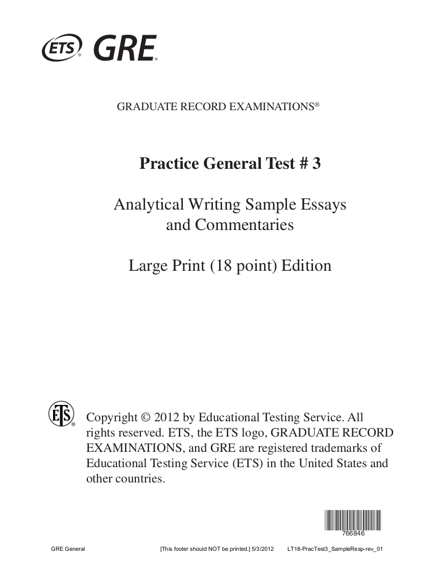 analytical writing sample essays and commentaries