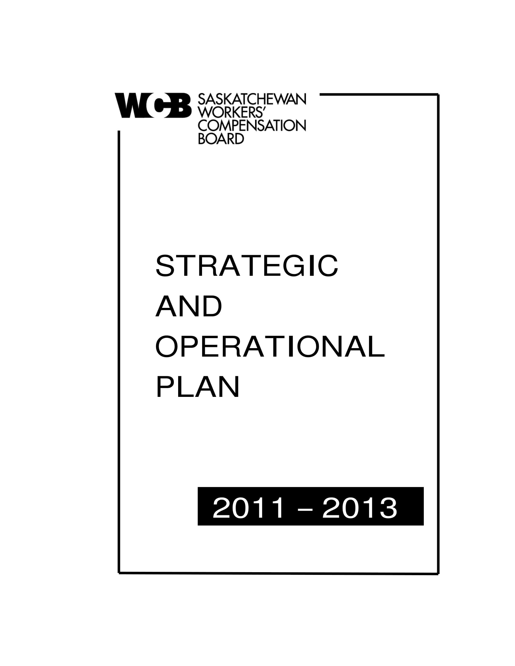13  annual operational plan examples