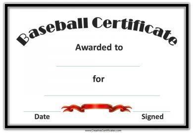 baseball certificate1