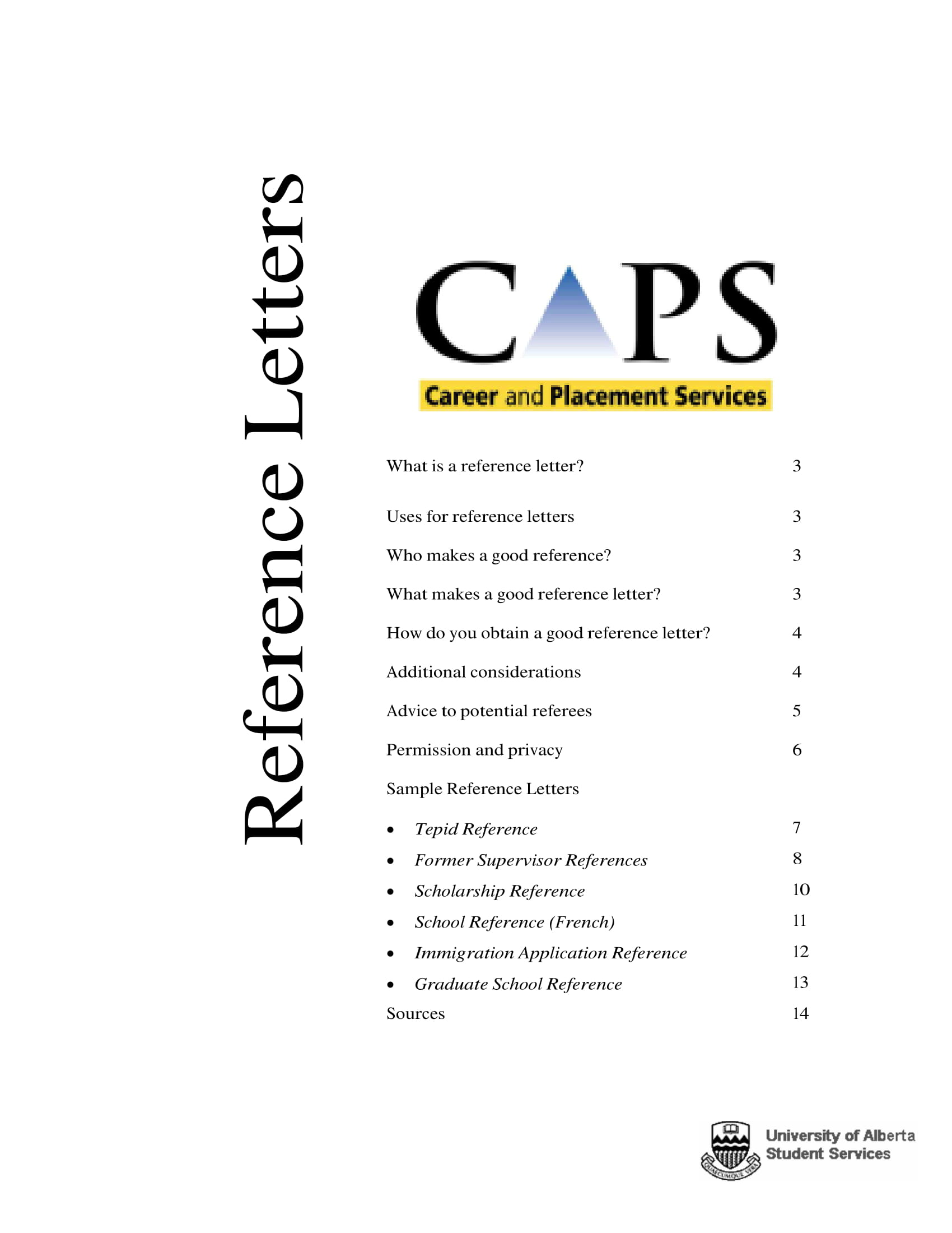 Character Reference Letter Examples  Pdf
