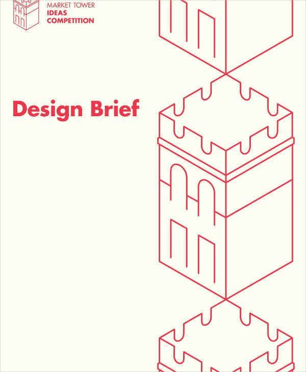 basic design brief example