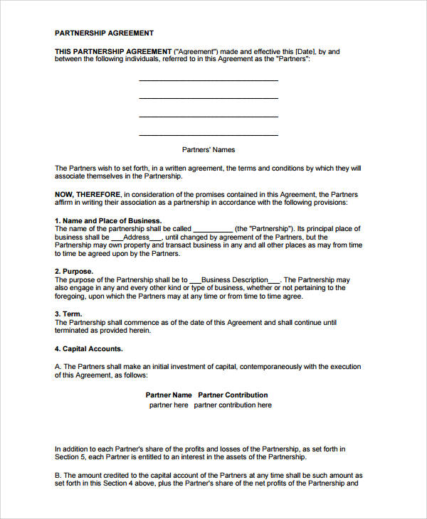 Wonderful Basic Partnership Dissolution Agreement Example