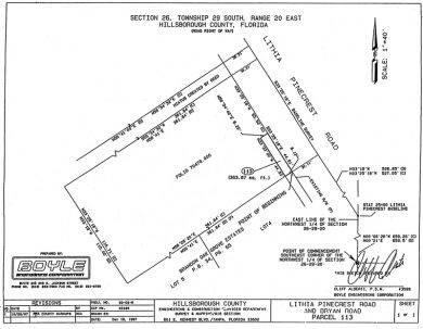 basic property survey example1