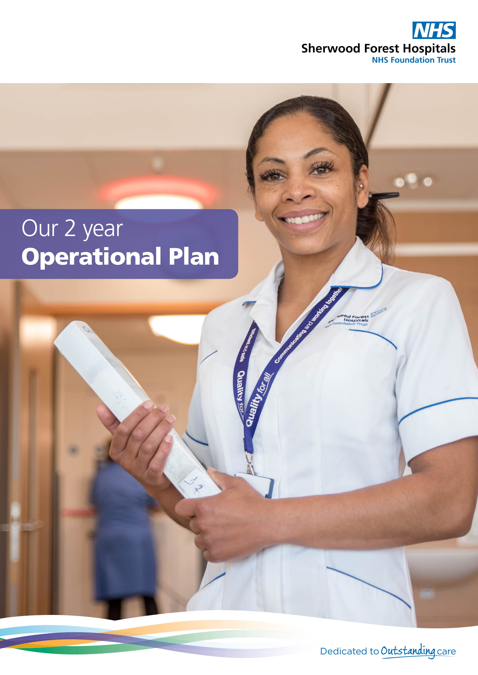 basic two year hospital operational plan example 1