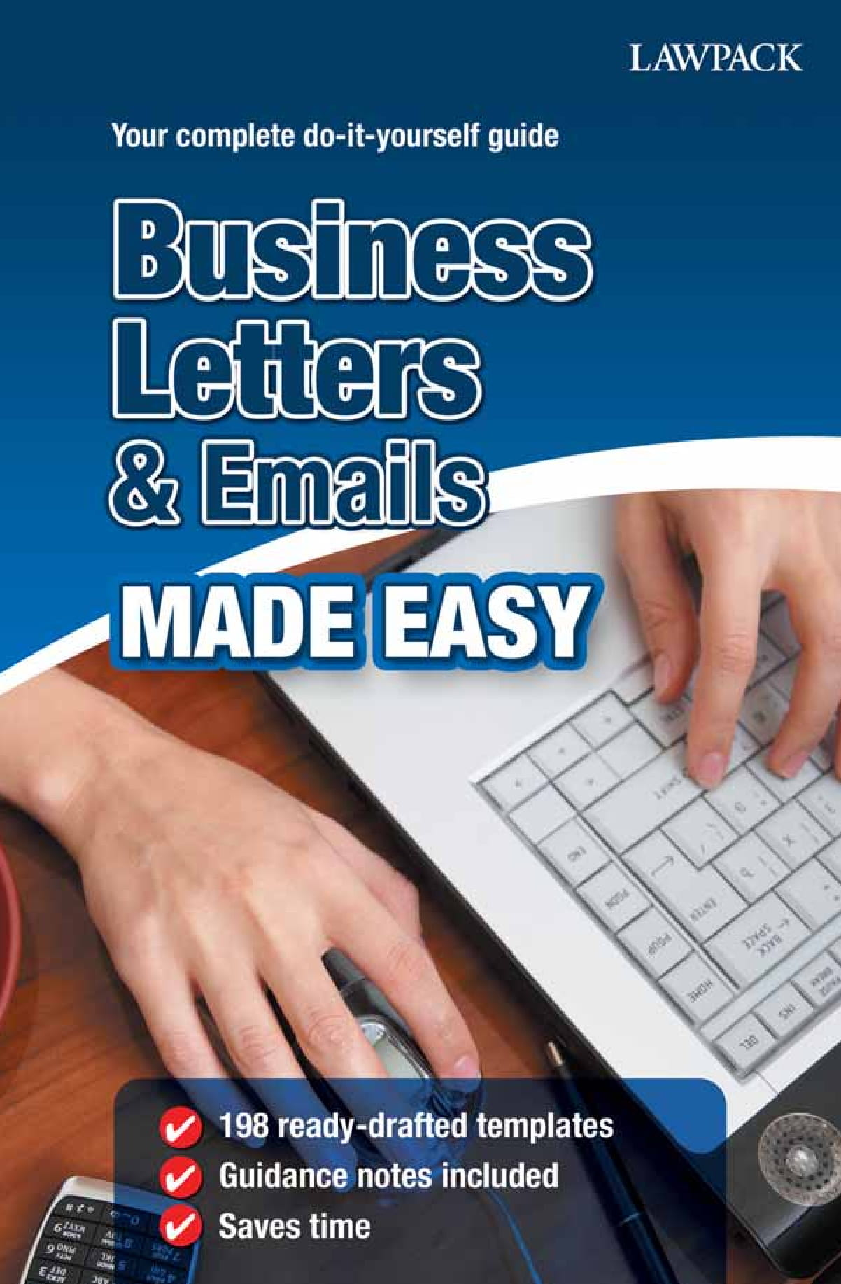 business letter and email example 01