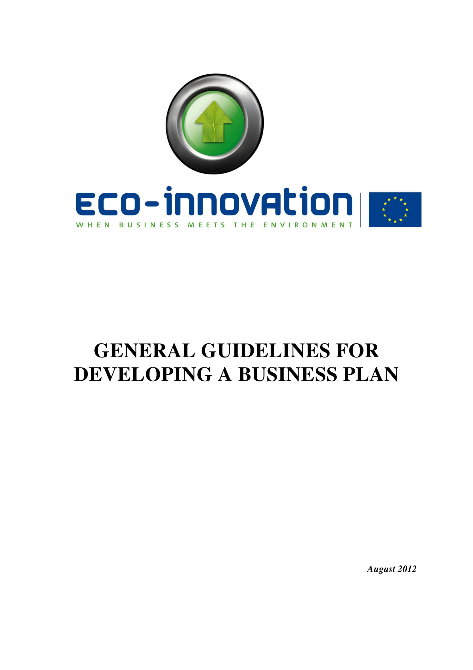 business plan development guidelines example 01