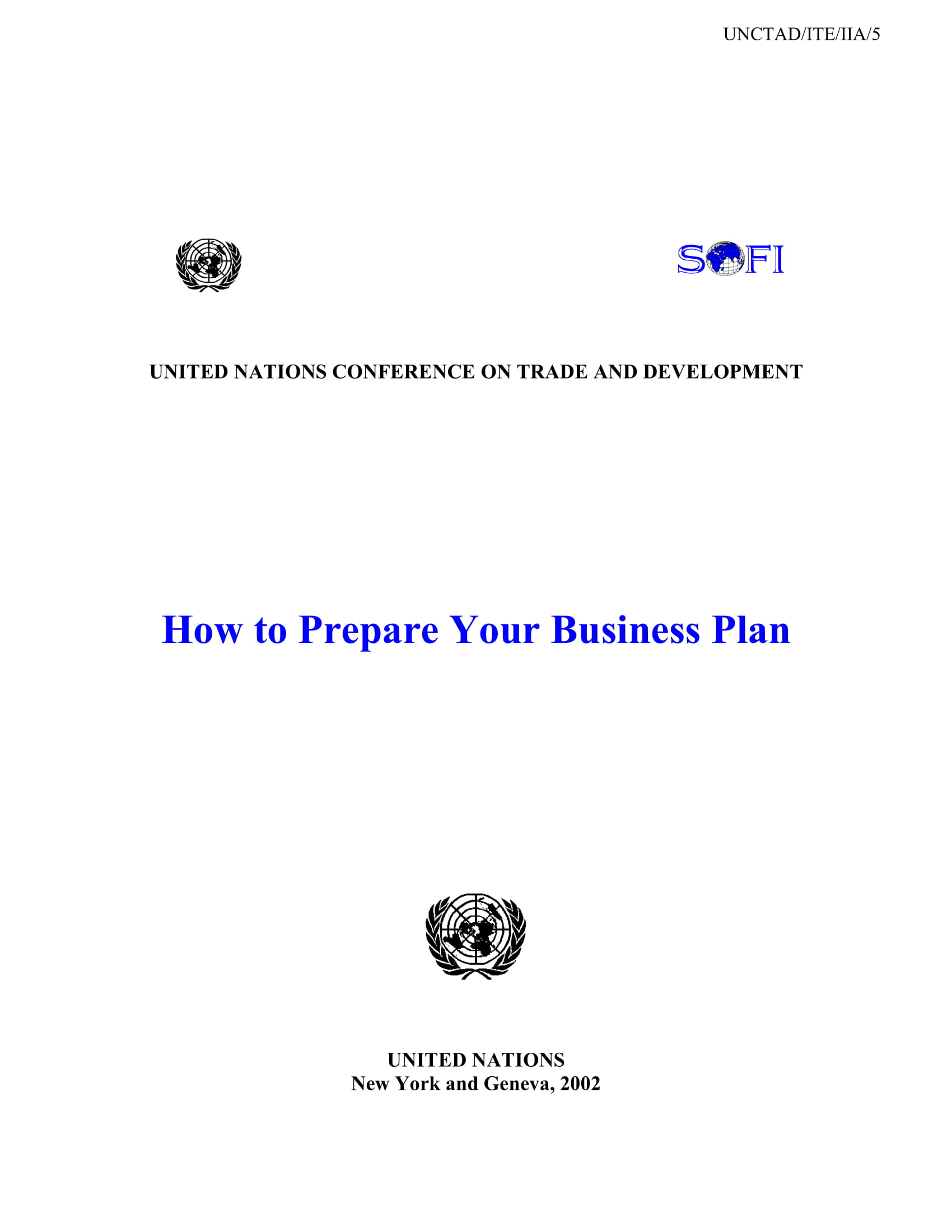 business plan for strategic development example 001