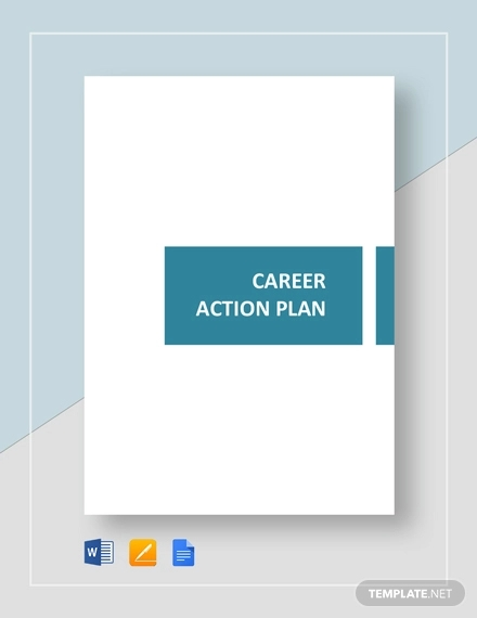 career action plan template3