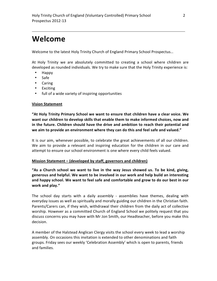 9+ Church Welcome Speech Examples - PDF | Examples