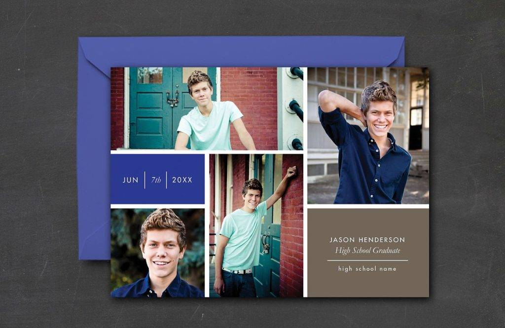 color block graduation announcement example 1024x665
