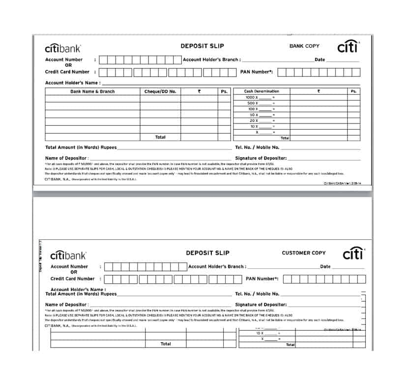 checking deposit slip template.html