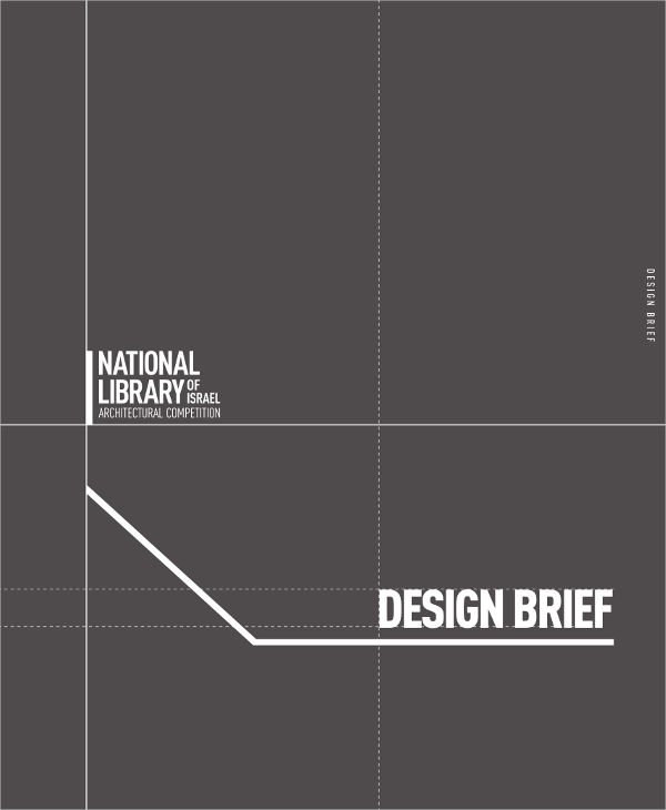 design brief for architectural competition example