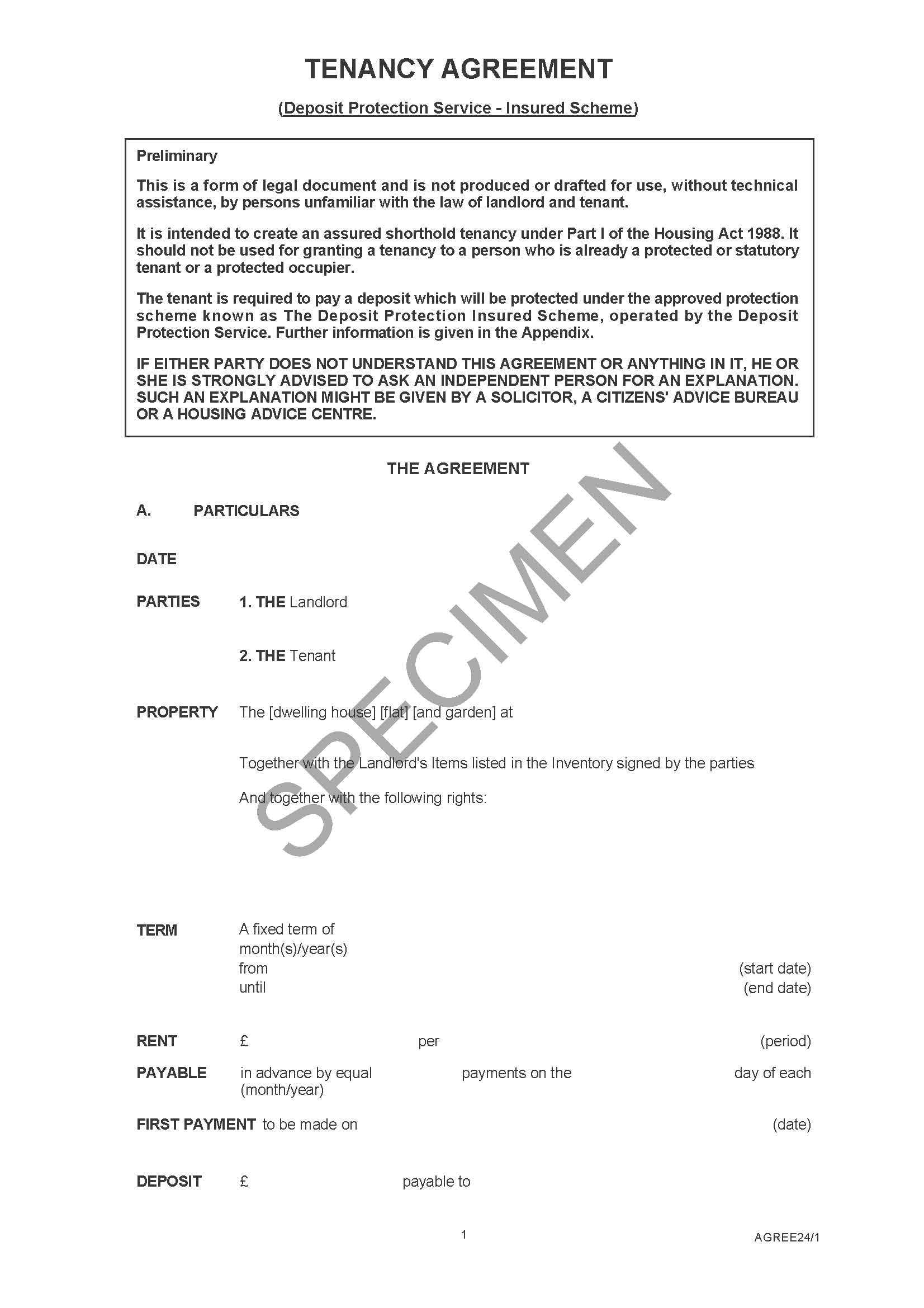 9 Commercial Tenancy Agreement Examples Pdf
