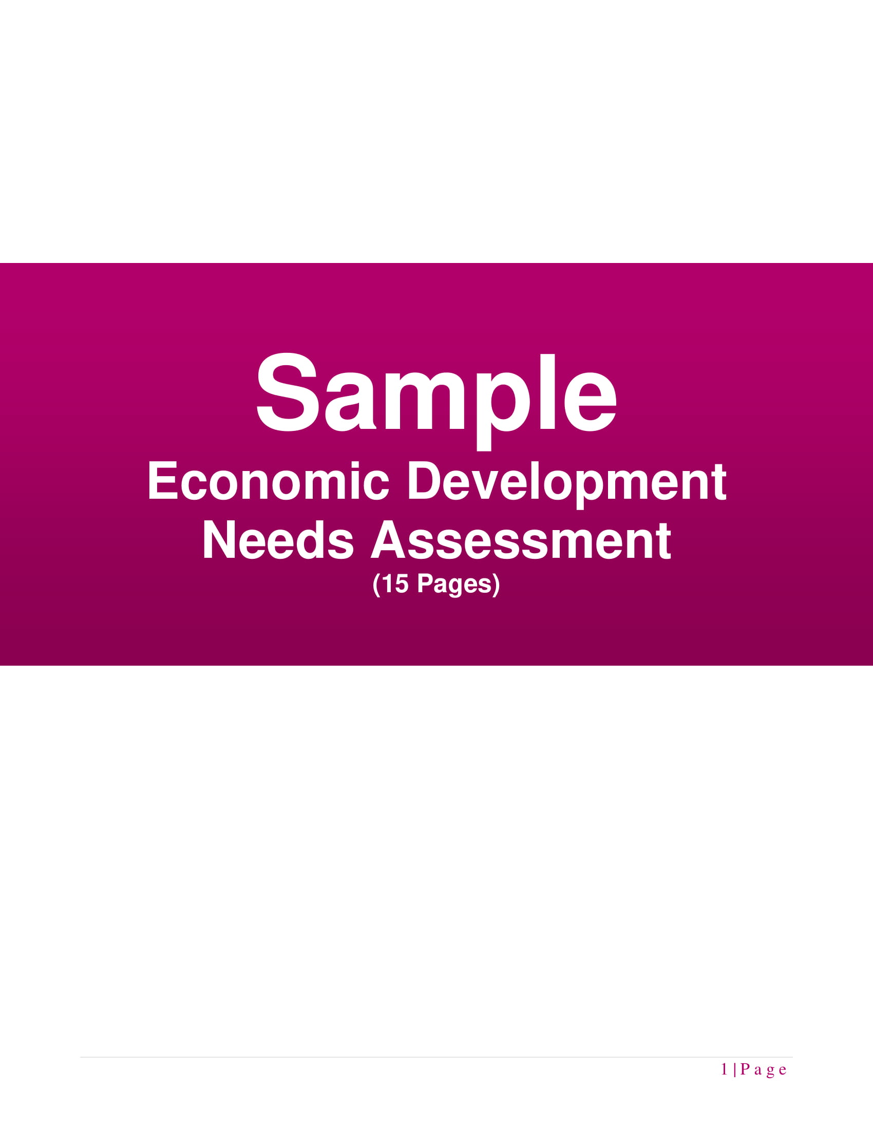 economic development needs assessment example 01