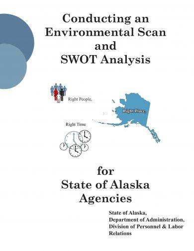 environmental scan and swot analysis example