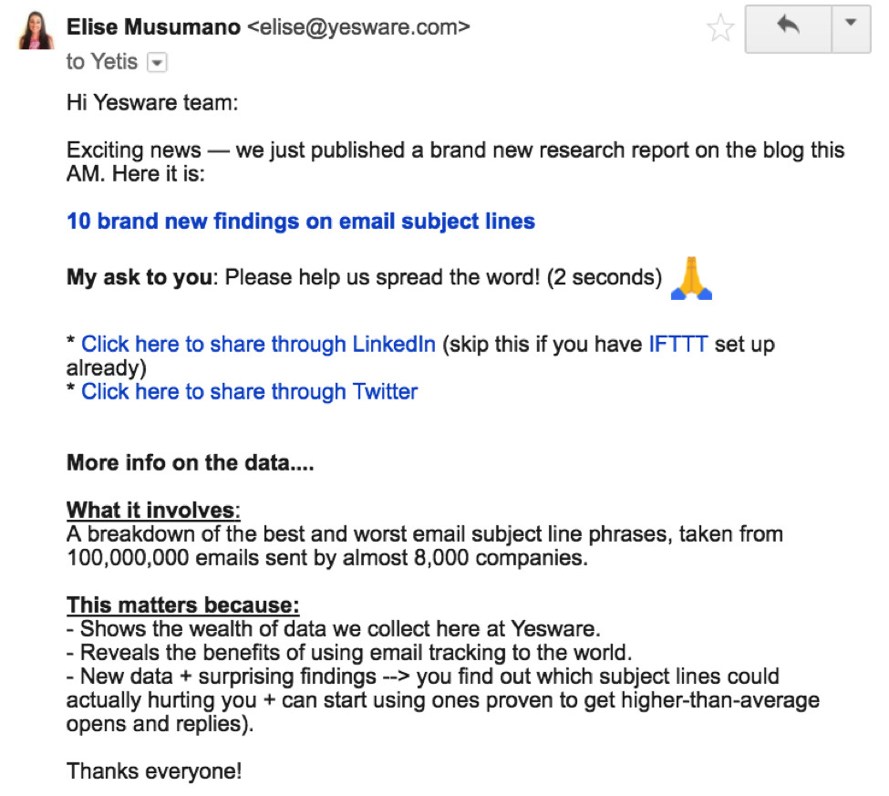 formal email writing example