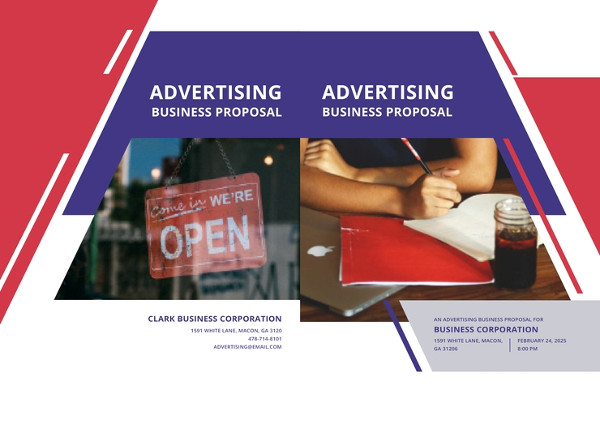 10 advertising proposal examples pdf doc free advertising business proposal example thecheapjerseys Image collections