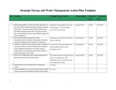15 business action plan examples pdf word pages