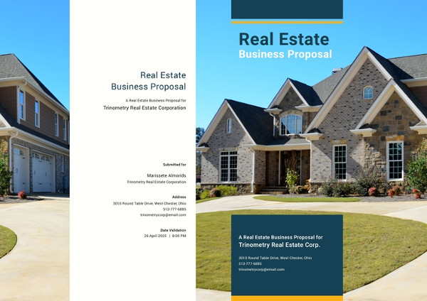 10 Real Estate Proposal Examples Pdf Doc Pdf Ai