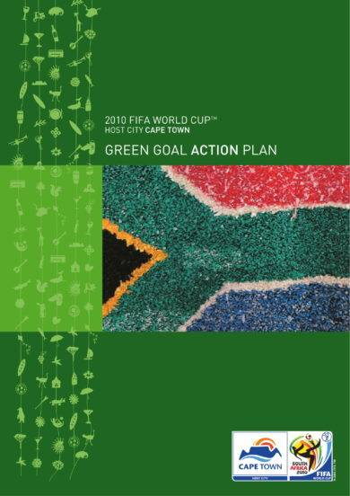 green goal simple action plan example1
