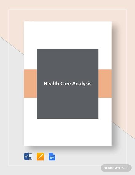 healthcare gap analysis
