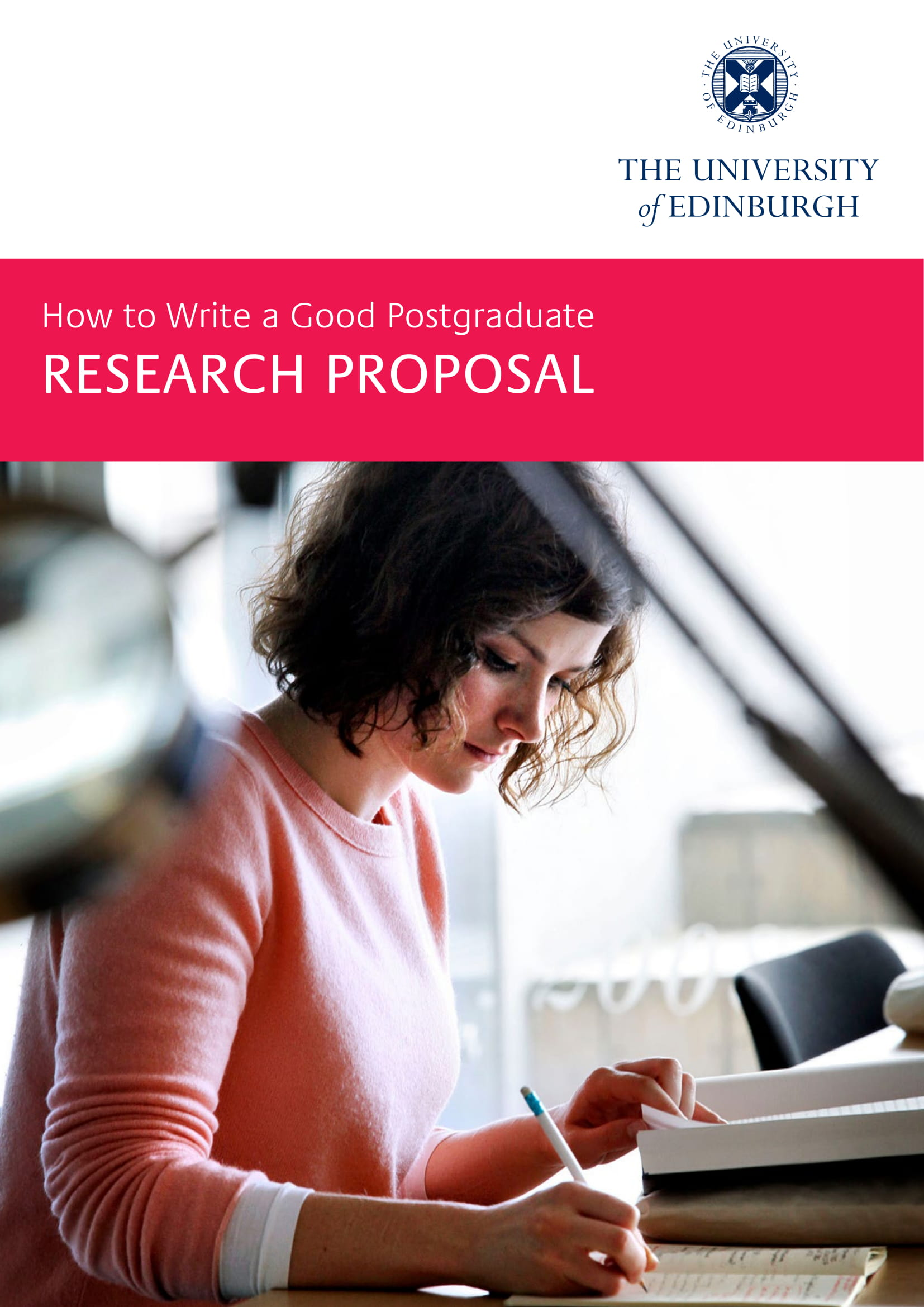 how to write a good post graduate research proposal example 01