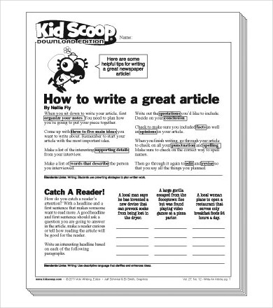 how to write a great article1
