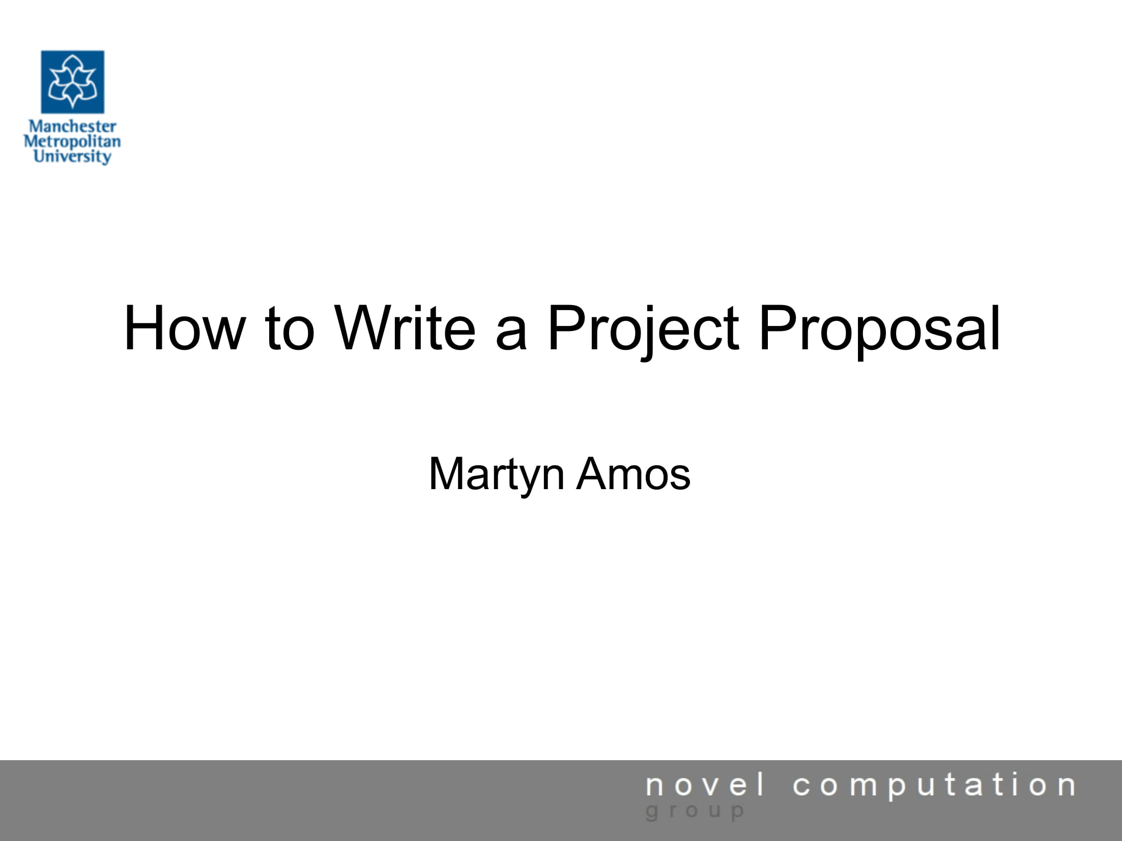 how to write a project proposal example 01