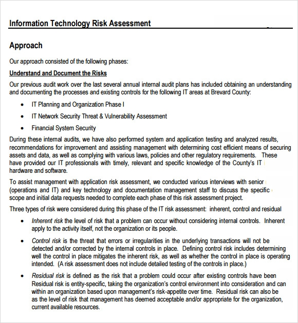 9 Technology Assessment Examples Pdf Examples