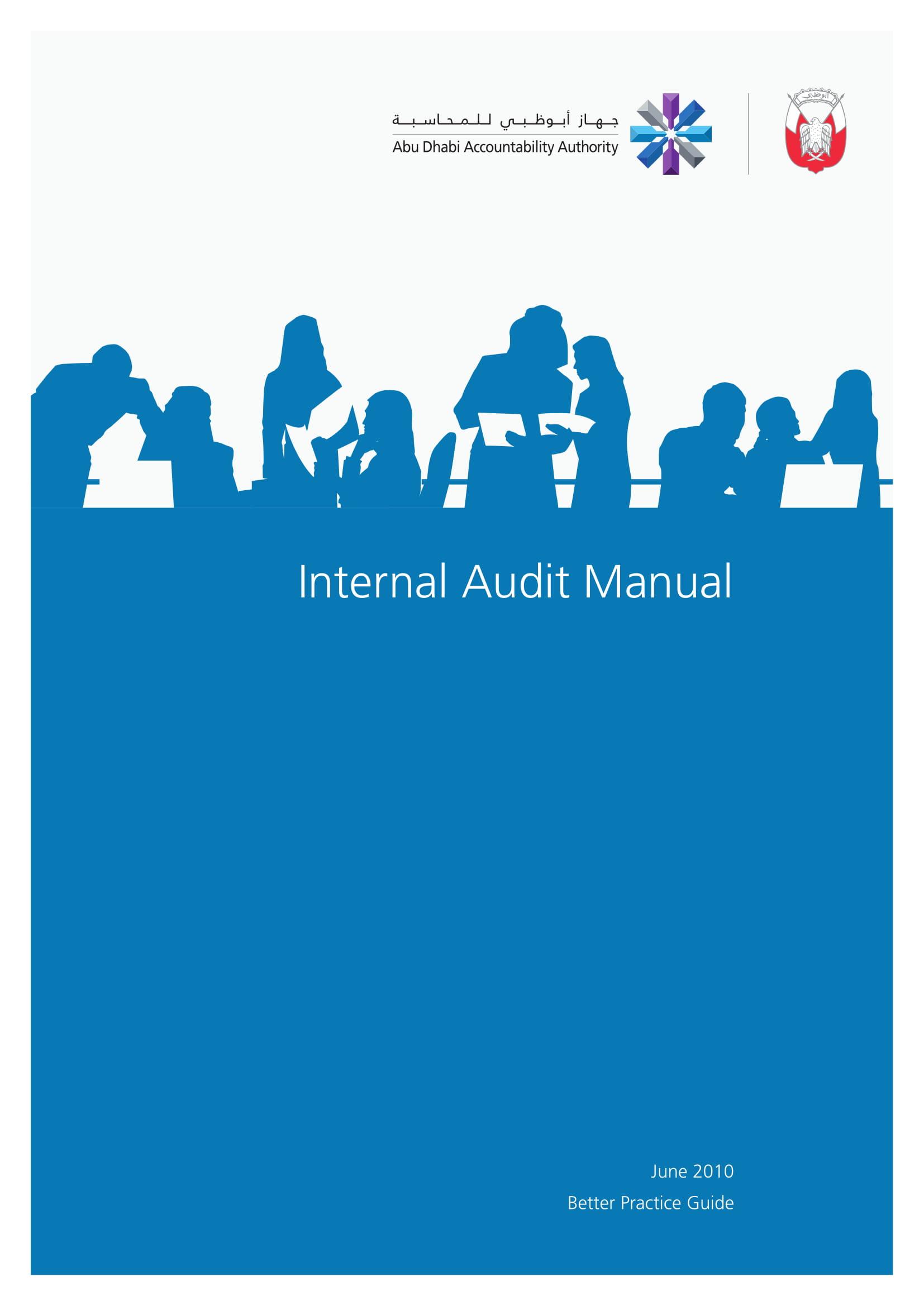 internal audit manual and swot analysis example