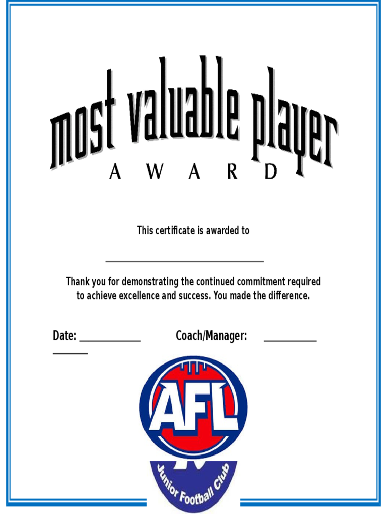 12+ Basketball Awards Certificates - PDF
