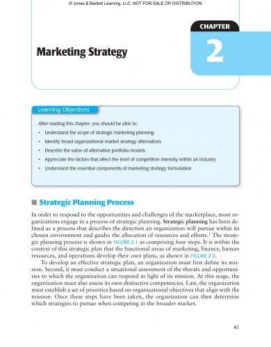 marketing strategy plan example1