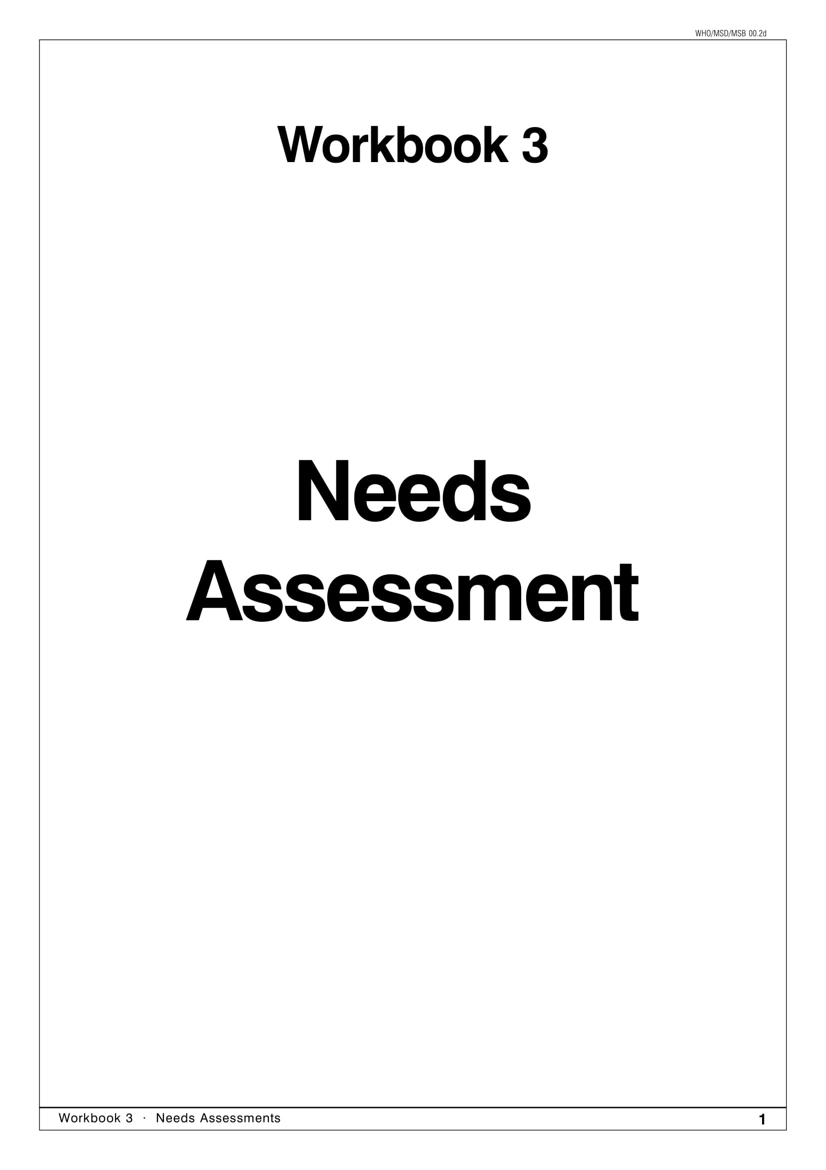 needs assessment example 01