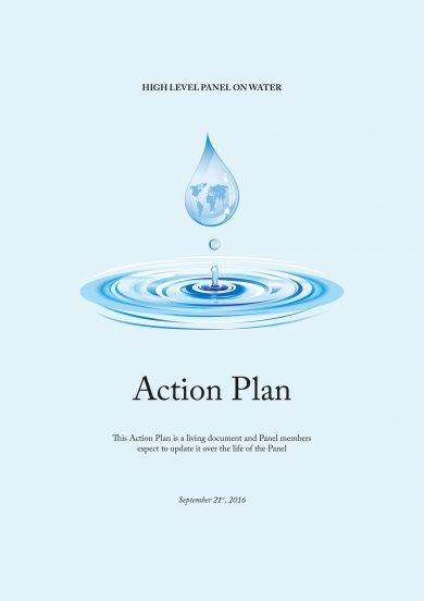 panel on water action plan example1