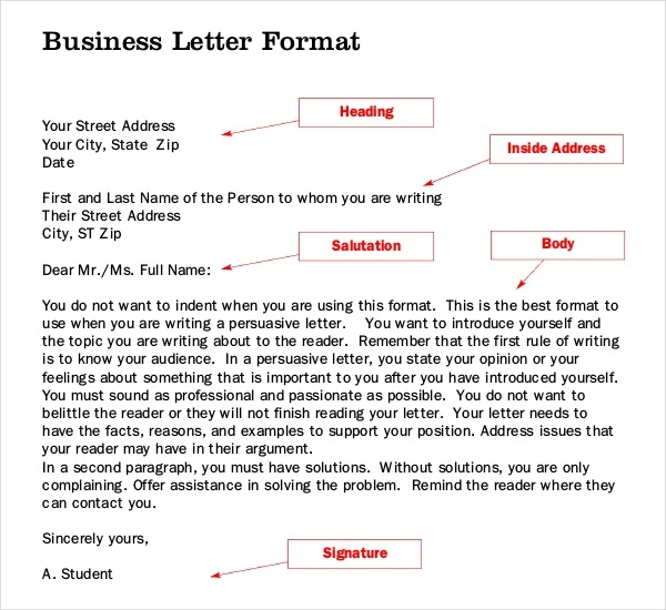 letter writing format in hindi 24 letter writing examples pdf examples 21693 | Parts Of A Letter