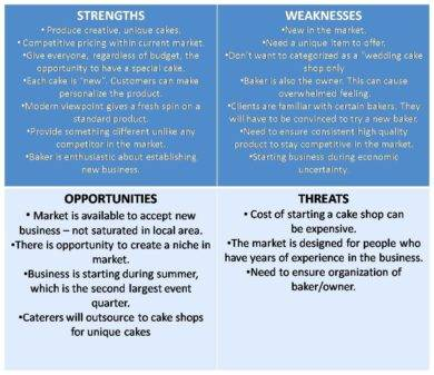 hr department swot analysis example