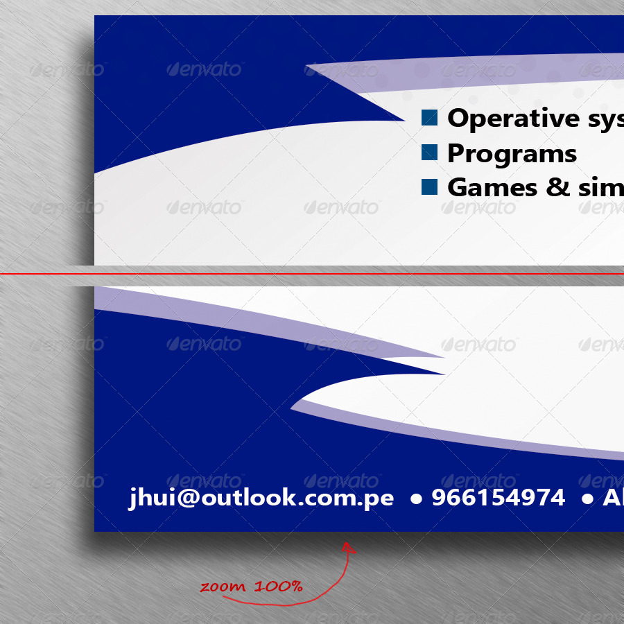 personalized letterheads for companies example
