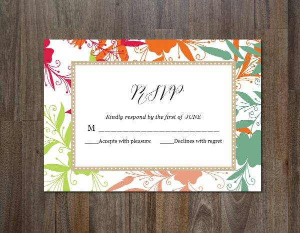 rsvp label card example1